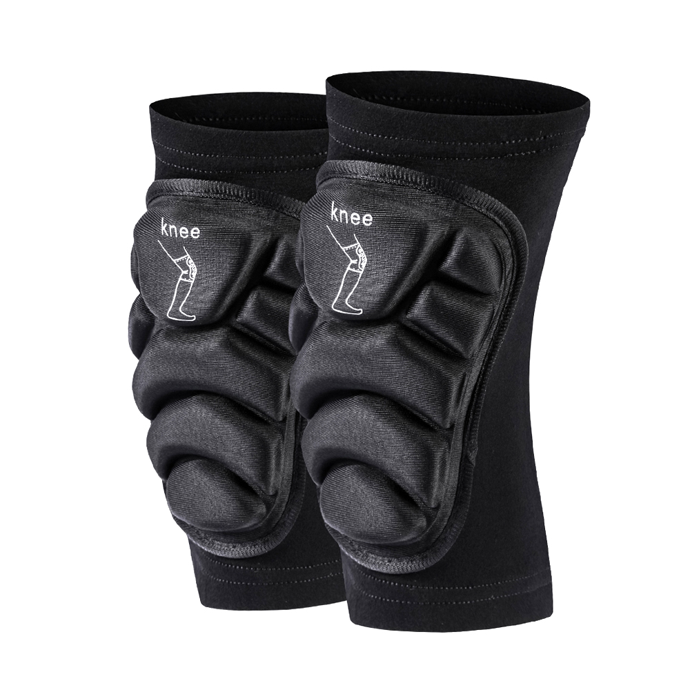 Motorcycle Motto Knee Pads Guard Sliders Soft Backbone Leg Rug Scooter Protector Running Knee Protection Motocross Knee Pads
