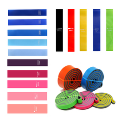 Resistance Bands Rubber Crossfit Yoga Training Equipment Pull Rope For Sports Pilates Expander Fitness Gum Gym Workout Band