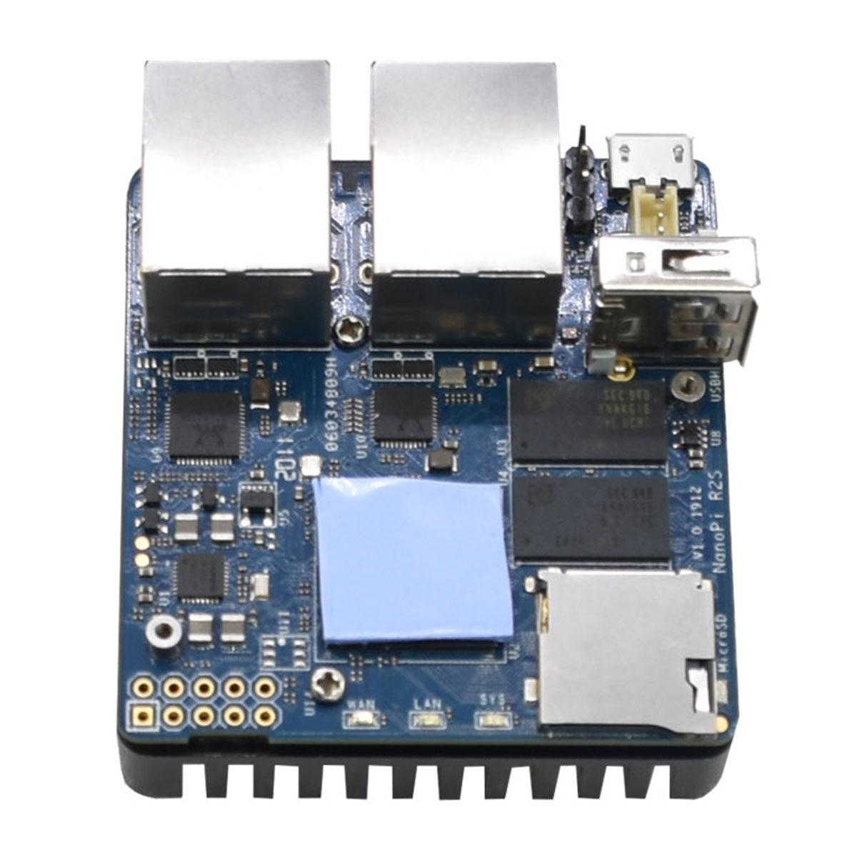 roteador duplo ethernet portas 32g memória flash