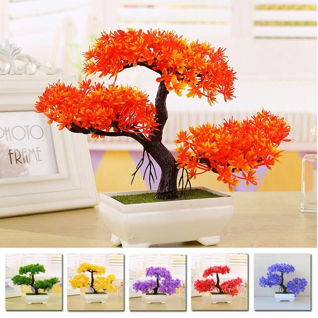 Multicolor Artificial Plant