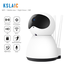 KSLAIC IP Camera Wifi 2.0MP HD 1080P 720P wireless CCTV Camera IR Night Vision P2P Home Security Baby-Monitor Pet camera wetrans security wifi camera cloud storage 720p hd p2p ir night vision smart camera baby monitor home surveillance wireless cam