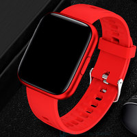 Neue 2021 Smart Uhr Frauen Männer Smartwatch Elektronik Smart Uhr Für Android IOS Fitness Tracker Sport Mode Smart-uhr