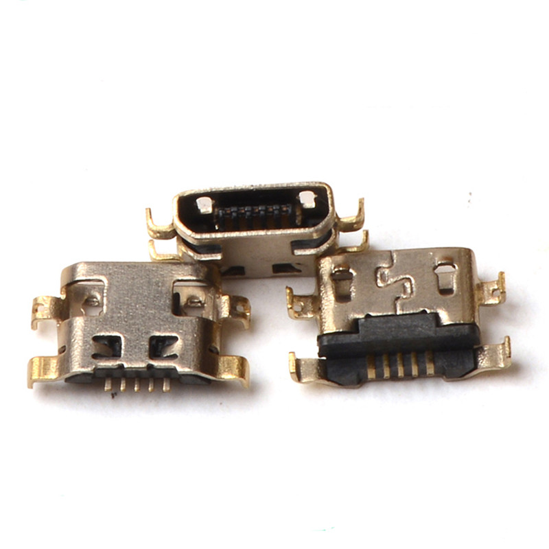 For Nokia 3 5 6 7 Plus 8 6.1 7.1 5.1 Plus X5 X6 X7 Micro Usb Connector Charging Port Jack