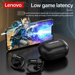 Image 3 - Lenovo LP7 TWS auricolare Bluetooth senza fili riduzione Noide suono HIFI cuffie Stereo di qualità dei bassi IPX5 impermeabile con microfono