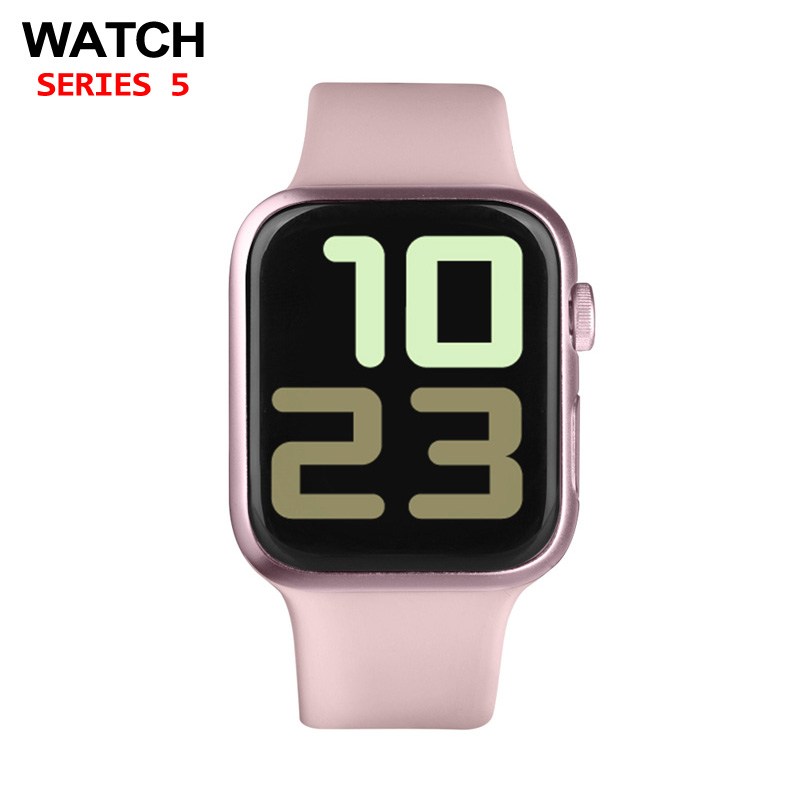 Smart Watch Men Women 38mm 1.3inch Heart Rate Monitor Sport Activity Tracker Relogio Smartwatch for Apple Watch iPhone Android