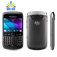 Original Unlocked Cell Phone Blackberry 9790  Qwerty keypad 2G/3G network 2.4″ screen used phone
