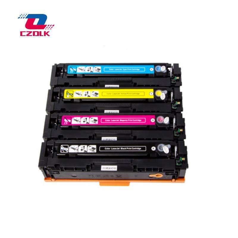 1Set X Nieuwe Compatibel CRG-054 CRG054 Toner Cartridges Voor Canon LBP621Cw LBP623Cdn LBP623Cdw Ic MF641Cw MF643Cdw MF645Cx