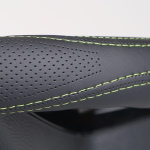 Image 5 - Super anti wear Car Steering Wheel Covers/Universal 38cm Three dimensional Breathable Anti slip steering Wheel Sleeve Protector