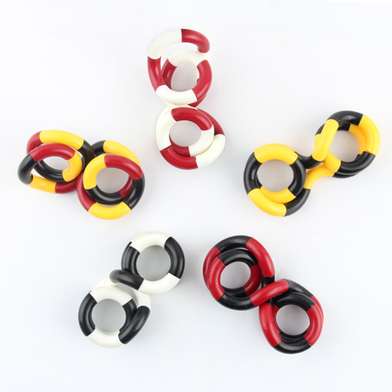 Toy Decompression-Toy Twist Stress Fidget Kids Colorful Adult Child 1pc for Play Perfect img2