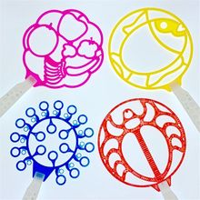 Jumbo Bubble Wand Fun Bubble Outdoors Activity Party Favors