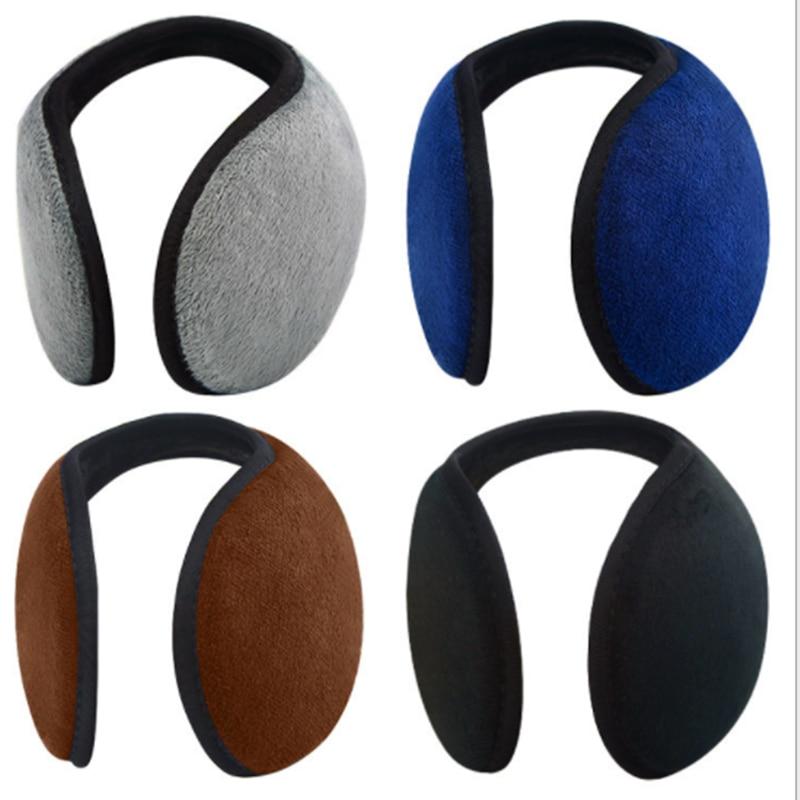 Hot Sale Unisex Earmuff  Winter Earlap Accessories Fur Earmuffs Earmuff Apparel Accessories Winter Ear Muff Wrap Ear Warmer Gift