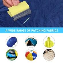 10/20/30pcs Self-Adhesive Repair Patch Kit for Inflatable Toys Swimming Pool Air Mattresses Transparent Patches Repair Tools