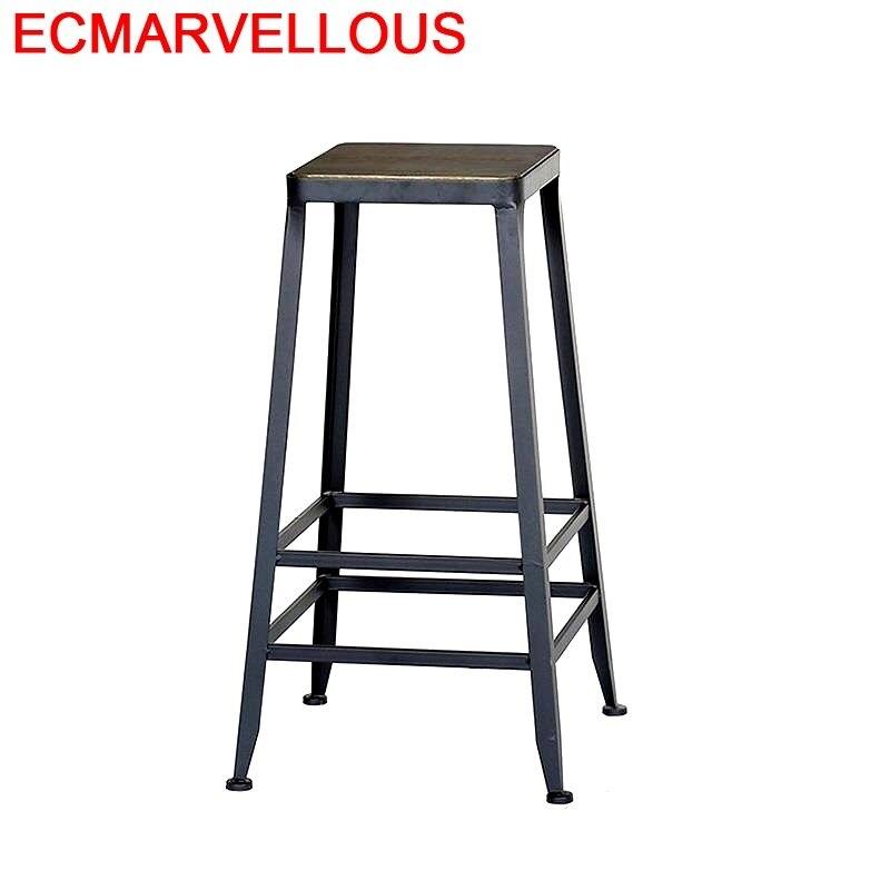 Taburete Fauteuil Sandalyesi Hokery Sedia Banqueta Todos Tipos Shabby Chic Tabouret De Moderne Stool Modern Silla Bar Chair