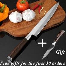 Kitchen Knife Sushi-Knives Cleaver Fish-Fillet Japanese XITUO Salmon Cooking-Tools Sashimi