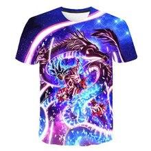 Dragão-bola vegeta tshirts meninos t camisa crianças roupas japão anime camisetas crianças roupas menino manga curta topos gohan