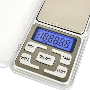 Electronic Gram Scale Weight Balance Digital Pocket Jewelry Scale 500g x 0.01g