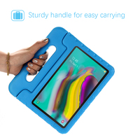 """screen film For Samsung Galaxy Tab S5e 10.5"""" T720 T725 2019 Tablet Case EVA Shockproof Portable Handle Protective Stand Cover + Screen Film (4)"""