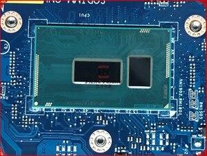 Image 5 - CN 0VFD5V VFD5V FOR Dell Inspiron 5458 5558 Laptop Motherboard AAL10 LA B843P REV:1.0(A00) SR23W I7 5500U HDMI port mainboard