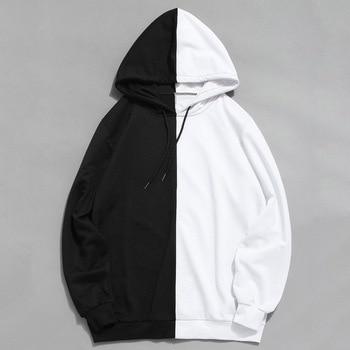 ZOGAA Brand hoodies 2020 New Patchwork 5 colors sweatshirts men Casual streetwear Yes pullover siez S-XXL hoodie