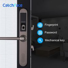 304 SS Smart Lock Electronic Outdoor Waterproof Biometric Fi