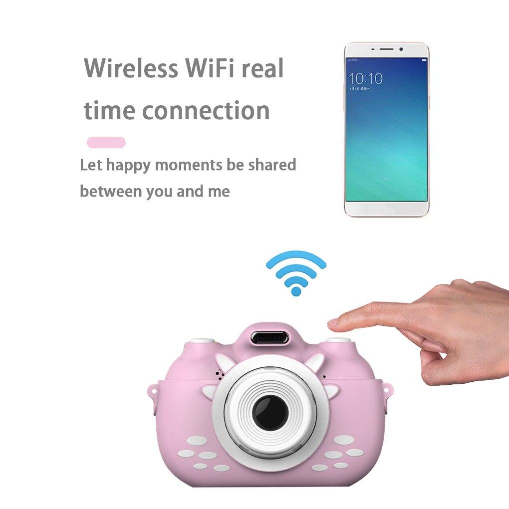 livre caminhadas acampamento 720p tela sensível ao toque digital filmadora