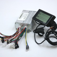 Greentime 9 Mosfet 36V/48V/ 60V 1000W Bldc Motor Controller E-Bike Borstelloze speed Driver En SW900 Display Een Set