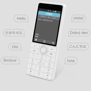 Image 5 - Youpin Qin 1S + VoLTE 4G sieć Wifi 4G + 512MB 2.8 Cal 1480mAH bluetooth 4.2 pilot na podczerwień GPS podwójna karta SIM