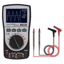 Et826 Цифровой мультиметр Авто диапазон подсветки dc/ac Измеритель