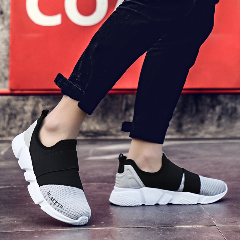 Image 3 - Size 36 46 Unisex Shoes Woman Handmade Womens Shoes Slip On zapatos de mujer Sneakers Gift for Lover Couple sapato femininoWomens Flats   -