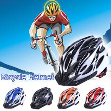 Cycling Helmet Women Men Bicycle Helmet Intergrally-molded  MTB Bike Mountain Road Cycling Safety Cap Outdoor Sports Helmet c01 02 ultra light road bike pneumatic helmet mountain mtb helmet the overall molded bicycle helmet bicycle riding equipmen