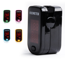 Portable Finger Oximeter Medical Equipment LED Pulse Oximeter Apparatus Saturation Meter Home Heart Rate Monitor Pulsoximeter