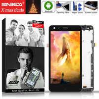 Originale Per Xiaomi Redmi 2 2A 2 Pro Display LCD Con Cornice Digitizer Assembly OEM No Dead Pixel del Pannello LCD touch Screen di Ricambio #