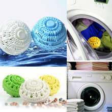 1Pcs Laundry Cleaning Ball No Detergent Clothes Washing Machine Wash ball Physical Magic Decontamination Clean