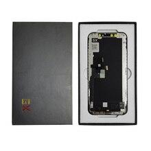 תצוגת מסך Gx Gs Oled רך עבור מכשירי iphone X XS 11PRO מגע Digitizer Lcd עם מסגרת מקורי Oled החלפת תיקון הרכבה