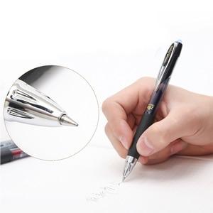 Image 4 - Ручка гелевая двухшариковая одношариковая, 0,5 мм, 12 шт./лот