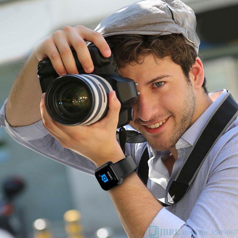 Ha51c09ee05724710b4561bbda38224b1j 2021 Ladies Sport Bracelet Smart Watch Women Smartwatch Men Smartband Android IOS Waterproof Fitness Tracker Smart Clock Mens