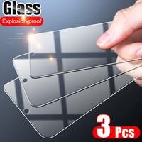 3 uds la cubierta de vidrio templado para Xiaomi Redmi Nota 8 9 7 6 9S Pro Protector de pantalla máx para Redmi 8T 8 9 9A 9C k20 30 pro de vidrio
