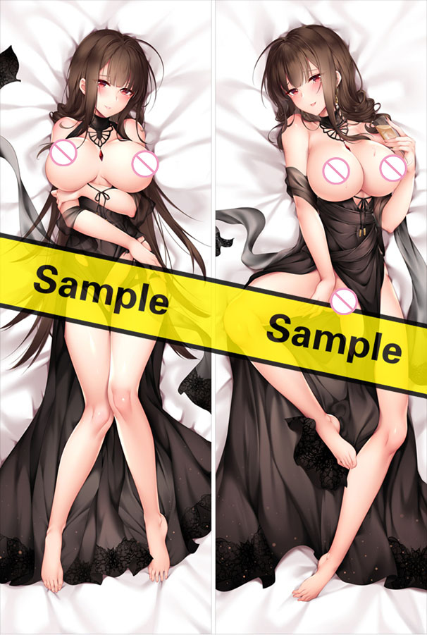 Original girls frontline anime Characters sexy girl DSR50 body Pillowcase Dakimakura