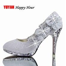 Chaussures de mariage fines pour femmes, escarpins Sexy à talons Super hauts, chaussures de soirée à la mode, 8cm 10cm colorées, YX721, collection 2020