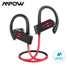 Mpow להבה 2 Bluetooth 5.0 אוזניות אלחוטי אוזניות עם מיקרופון IPX7 עמיד למים 13H למשחק עבור iPhone X 7 Xiaomi טלפון