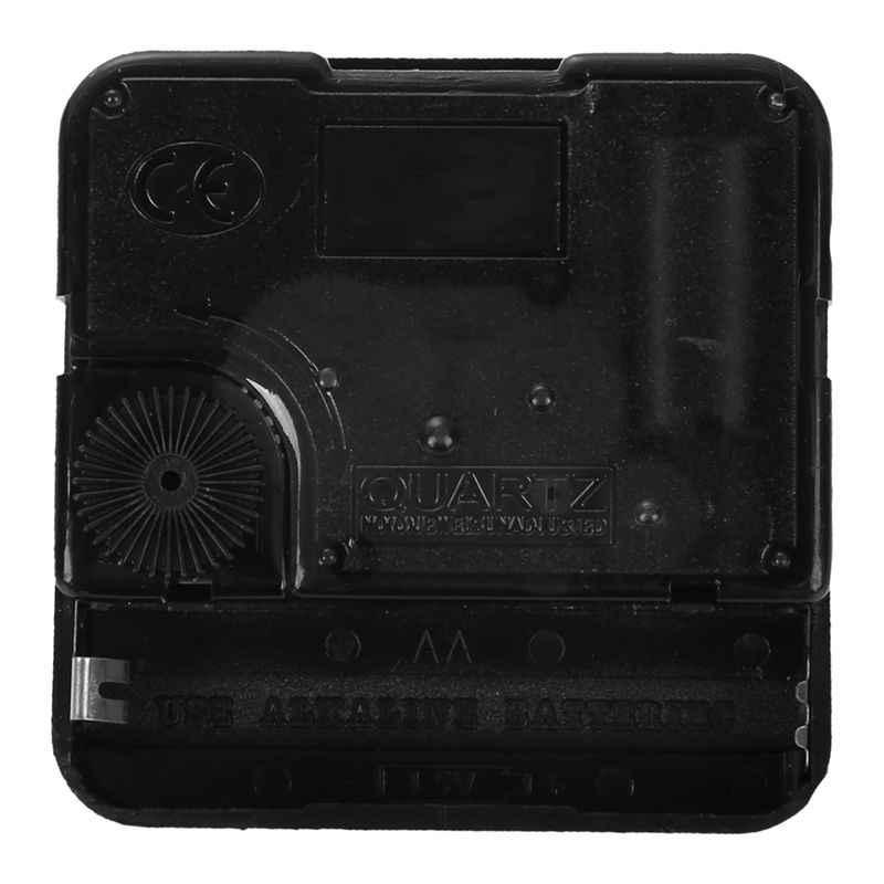 DIY часы Металлическая текстура креативные настенные часы ретро настенные часы аксессуары для перемещения черное полое сердце