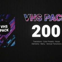 VHS PACK - Videohive Download 24750066