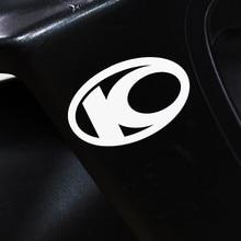 2x виниловые наклейки для автомобиля, забавная наклейка для мотоцикла, велосипеда, автовелосипеда, аппликация, лента для KYMCO Xciting 250 300 CT250 AK550 ...