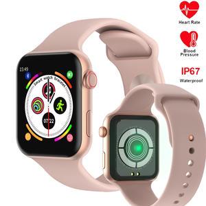8-Lite Smartwatch Apple Xiaomi Android 8-Plus F10 Bluetooth for Band 4-pk/Iwo/8-plus/10-w75-w68