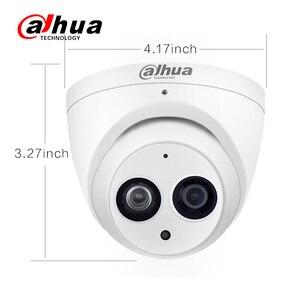Image 5 - Kamera IP Dahua bezpieczeństwo IPC HDW4631C A 6MP HD CCTV IR30M noktowizor wbudowany mikrofon IP67 Onvif kamera monitorująca strona główna na zewnątrz