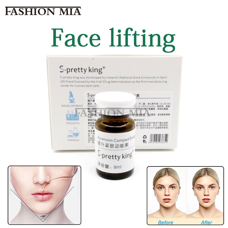 8ml Face Lipolysis Cross-linked HA Hyaluronic Acid For Face Lifting Face Lips Body For Atomizer Hyaluronic Pen Face Injection