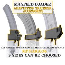 Adapt Converter-Adapter Magazine Loader Paintball-Accessories Tactical-Equipment Bb-Speed