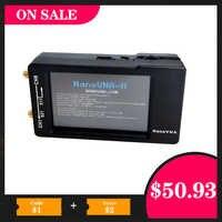 PINTUDY nanovna-h HF VHF UHF analyseur de réseau vectoriel analyseur d'antenne 50 K-1.5 GHz + boîtier Instruments électriques USB 5V 120mA nouveau