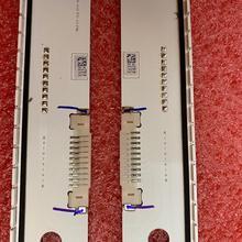 2 قطعة LED الخلفية قطاع ل UE55JS8000 UE55JS8500 UE55JS9000 UN55JS850DF UN55JS8500 BN96 39057A 39058A V5EU 550SMA 550SMB R1