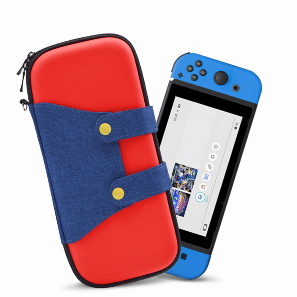 Portable Nintend Switch Carrying Storage Bag For Nintendo Switch Protector Shell Case pochette Nintend Switch Travel